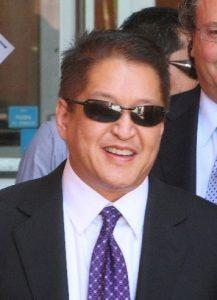 terrance watanabe wearing sunglasses