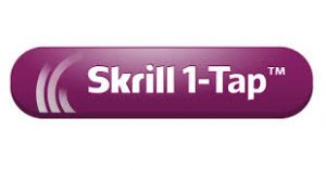 Skrill 1-Tap logo