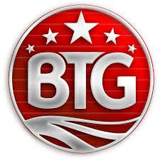Big Time Gaming – BTG logo