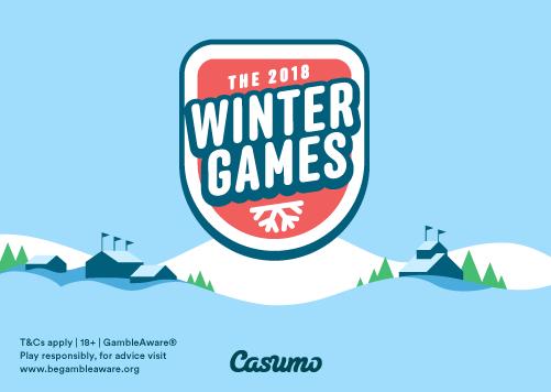 Casumo Winter Games har startet!