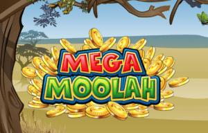 Mega Moolah jackpotautomat
