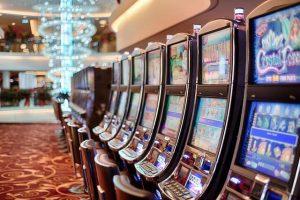 Landbaserte casino – spilleautomater