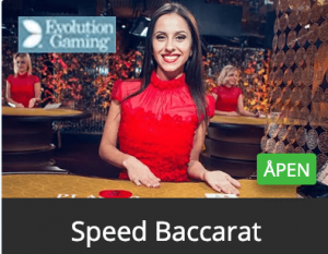 Sped Baccarat