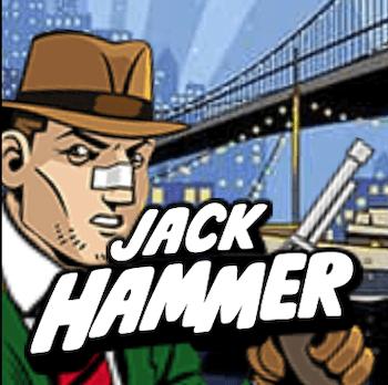 Jack Hammer hos Betsson Casino