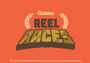 Casino turneringer hos Casumo – Reel Race