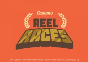 Casino turneringer hos Casumo – Reel Race