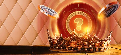 King of Wheel kampanje hos Leo Vegas
