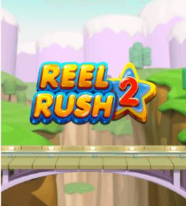 Reel Rush 2 spilleautomat fra NetEnt