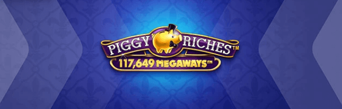 Betsson Piggy Riches Megaways turnering